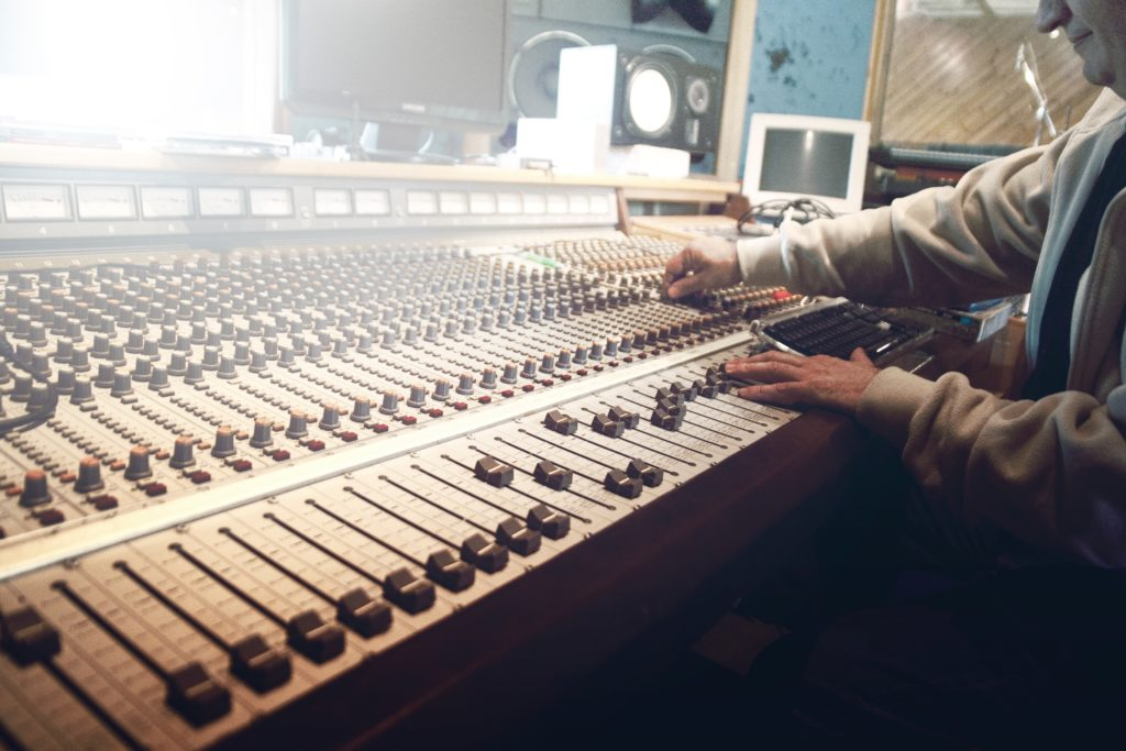 how to become an executive producer music
